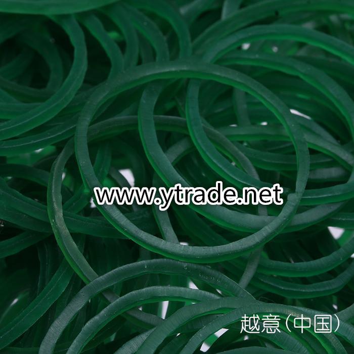 绿色越南橡皮筋